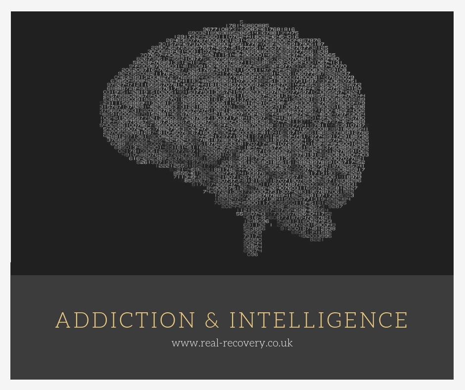 Addiction and Intelligence