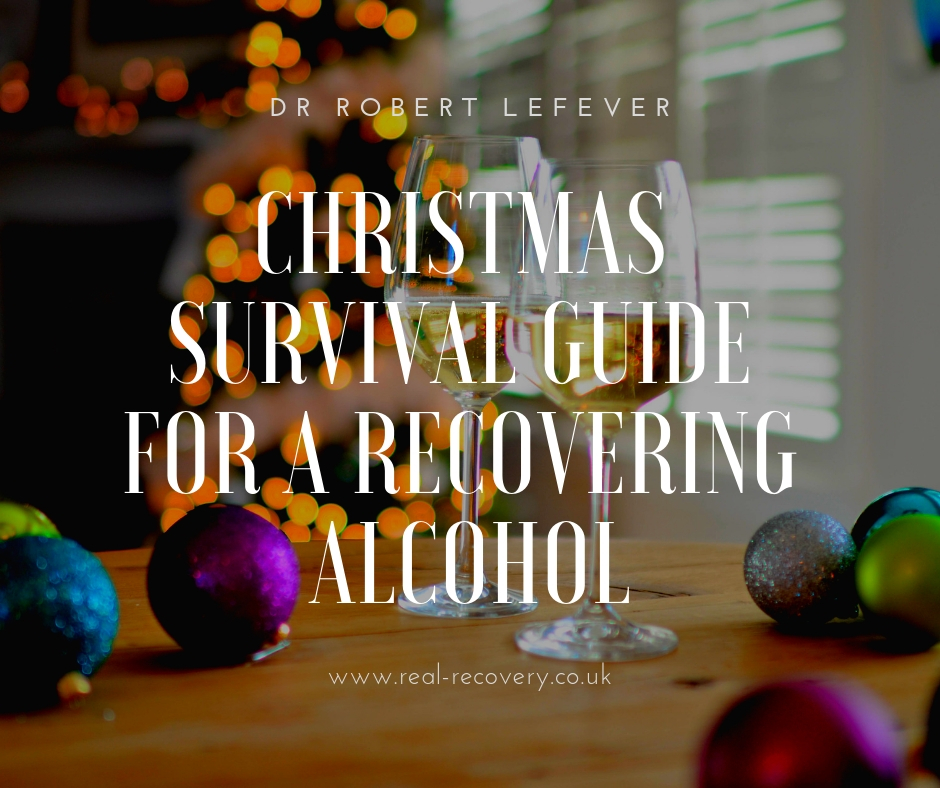 Christmas Survival Guide For A Recovering Alcohol